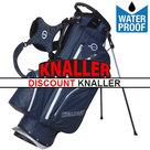 Spalding WP360 9 Inch Standbag Golftas, Navy/Wit