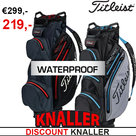 Discount-Knaller:-Titleist-StaDry-Waterproof-Cartbag