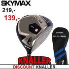 Skymax Pluse Titanium Dames Driver