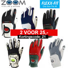 Zoom One Size Fits All golfhandschoen