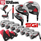 Wilson Prostaff SGI XL Complete Golfset Heren Graphite