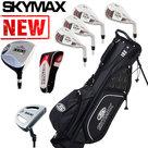 Skymax Ice IX-5 Halve Golfset Heren Graphite