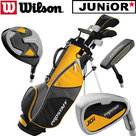 Wilson Golf Junior Golfset voor kind van 8, 9, 10 of 11 jaar