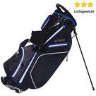 Skymax Lichtgewicht Standbag Zwart/Blauw