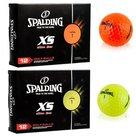 Spalding XS Extra Spin 12-Stuks Golfballen