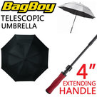BagBoy Telescopic UV Umbrella