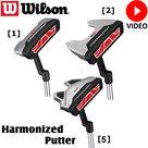 Wilson Luxe Harmonized M-Serie Putter