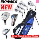 Skymax Ice IX-5 Halve Golfset Dames