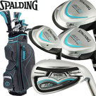 Spalding-SX35-Complete-Golfset-Dames