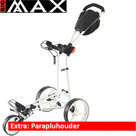Big Max Autofold FF Golftrolley, Wit