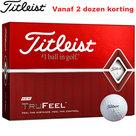 Titleist TruFeel golfballen 12 Stuks