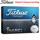 Titleist Tour Soft golfballen 12 Stuks