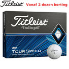Titleist Tour Speed golfballen 12 Stuks