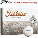 Titleist Velocity golfballen 12 Stuks
