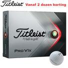 Titleist Pro V1x golfballen 12 Stuks