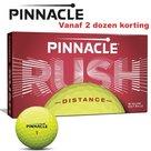 Pinnacle Rush Geel golfballen 15 Stuks