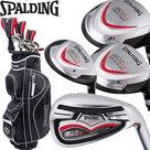 Spalding SX35 Complete Golfset Heren