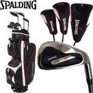 Spalding True Black Dames Golfset