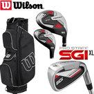 Wilson Prostaff SGI XL Complete Golfset