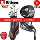 Wilson X31 Golfset