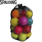 Spalding Golfballen Rainbow Colors 24 stuks