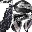 Spalding True Black Complete Golfset Heren Staal