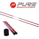 Pure2improve Alignment Tour Sticks