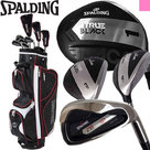 Spalding True Black Dames Golfset