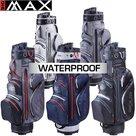 Bigmax Silencio 3 Waterdichte Cartbag Golftas