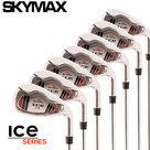 Skymax Ice IX-5 Ijzers 5-SW Heren Graphite