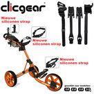 Clicgear Silicone Strap Upgrade Kit