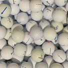 25 Srixon Lakeballs A-Kwaliteit Golfballen