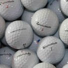 25 Taylormade Lakeballs A-Kwaliteit Golfballen