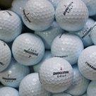 25 Bridgestone Lakeballs A-Kwaliteit Golfballen