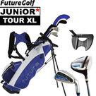 Future Tour XL Junior Golfset Grijs 130-140cm