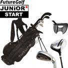 Future Start Junior Golfset Zwart 150-170cm