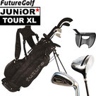 Future Tour XL Junior Golfset Zwart 150-170cm
