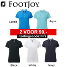 Footjoy Pique Poloshirt Dames