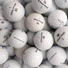 25 Wilson Lakeballs A-Kwaliteit Golfballen