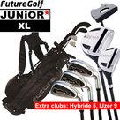 Future xl Junior Golfset Zwart 150-170cm