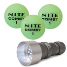 Nite Comet met charger