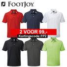 Footjoy Pique Poloshirt