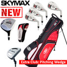 Skymax Ice IX-5 Halve Golfset Heren Staal