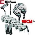 Wilson Prostaff SGI XL Complete Golfset Dames Graphite