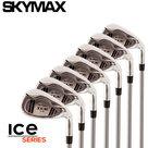 Skymax Ice IX-5 ijzers 5-SW Dames Graphite