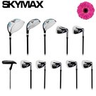 Skymax S1 Complete Golfset Dames Graphite Zonder Tas