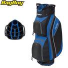 BagBoy SL Cartbag, zwart/blauw