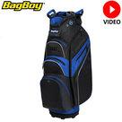 BagBoy Lite Ride Pro  Zwart Blauw