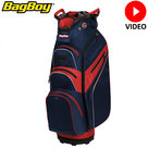 BagBoy Lite Ride Pro Navy Rood