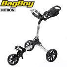 BagBoy Nitron Golftrolley, wit